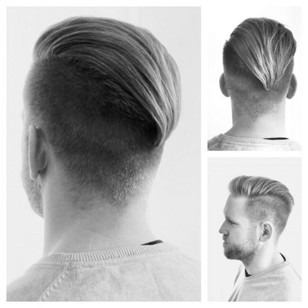 Zopf jungs mit Jungen Frisuren